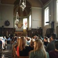 Photo taken at Sint-Egidiuskerk by Lefebvre B. on 10/4/2014