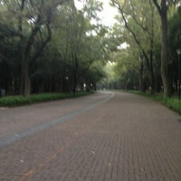 Photo taken at Bosque de Chapultepec by Luis M. on 7/13/2013