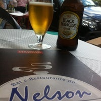 Photo taken at Bar e Restaurante do Nelson by Yuri R. on 3/16/2014