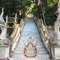 Photo taken at Wat Khao Phutthakhodom by FOST H. on 11/26/2017