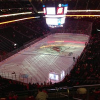 Photo taken at Prudential Center by Thomas N. on 4/10/2013