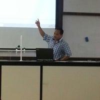 Photo taken at Product Development Laboratory by Hisyam on 11/17/2013