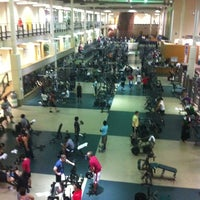 Photo taken at Pohl Recreation Center by Amanda B. on 2/12/2013