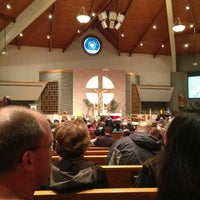Photo taken at St Matthew Catholic Church by Melinda W. on 3/24/2013