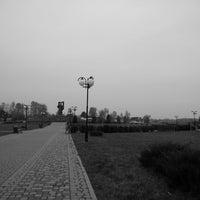 Снимок сделан в Парк імені Тараса Шевченка пользователем Andrii K. 11/1/2014