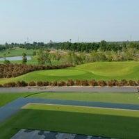 Photo taken at Nikanti Golf Club by eakavat j. on 5/6/2016