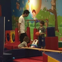 Photo taken at MyGym kids by Tolga G. on 9/6/2015