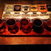 Photo taken at Carolina Brewery by Caroline S. on 3/31/2013
