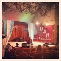 Photo taken at Universidad Alejandro de Humboldt by Cristhian S. on 4/5/2013