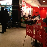 Photo taken at Burger King by Christina P. on 4/3/2013