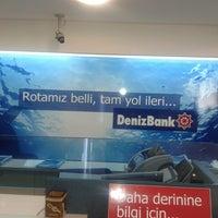 Photo taken at Denizbank Antalya Çarşı Şubesi by Ali B. on 6/21/2013