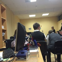 Photo taken at Комитет по делам молодежи Тверской области by Veronica B. on 3/29/2016