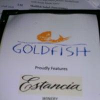 Photo taken at Goldfish by Aaron on 11/13/2012
