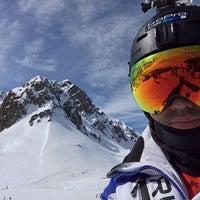 Photo taken at Piste du Chenus (2243m) by Сергей К. on 3/18/2014
