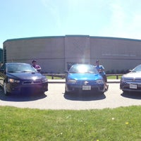 Photo taken at Johnston Heights Secondary by Anthony L. on 5/6/2013