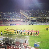 Photo taken at Stadium Darul Aman by Boone D. on 2/26/2013
