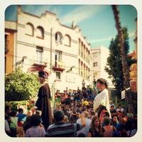 Photo taken at carrer major by IVAN C. on 9/29/2013