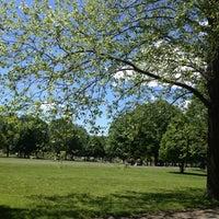 Photo taken at Otsiningo Park by Teresa P. on 5/26/2013