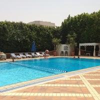 Photo taken at Sonesta Tower & Casino Cairo Hotel by Hadir S. on 5/25/2013