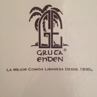Photo taken at Gruta Ehden by Valentina R. on 4/7/2013