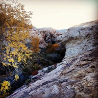 Photo taken at Black Dragon Canyon View Area by Margaret S. on 10/22/2013