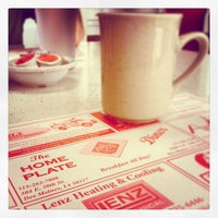 Photo taken at The Home Plate Diner by Margaret S. on 7/31/2013