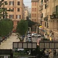 Photo taken at Piazza Paolo da Novi by C D. on 9/9/2017