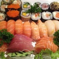 Photo taken at Yosuki Sushi House by Benjamin S. on 3/29/2013
