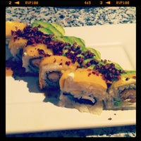 Photo taken at Sushi Roll by Leslie M. on 4/4/2013