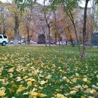 "Photo taken at Корпус ""А"" ВолгГТУ by Dmitry P. on 11/6/2013"