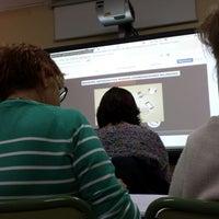 Photo taken at Centro de Profesorado Bollullos-Valverde by Gregorio M. on 10/30/2013