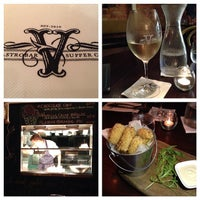 Photo taken at The Villager Hotel Gastrobar Supper Club by FoodMeUpScotty on 2/19/2014