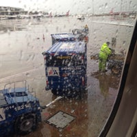 Photo taken at American Airlines Flight 2332 by PoP O. on 8/17/2014
