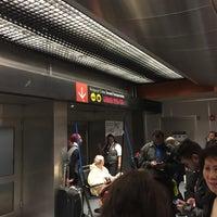 Photo taken at South Terminal Transit Loop (A-B-S) by PoP O. on 10/31/2017