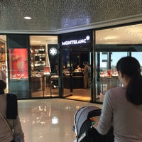 Photo taken at Montblanc Boutique by PoP O. on 1/14/2017