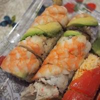 Photo taken at Edohana Sushi by PoP O. on 1/26/2013