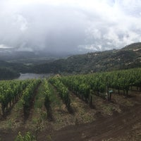Photo taken at Viader Vineyards by PoP O. on 5/21/2016