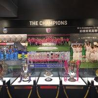 2/12/2018にもたがサッカーショップKAMO 渋谷店で撮った写真