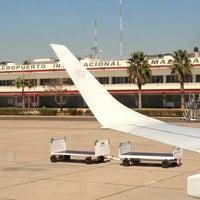 Photo taken at Aeropuerto Internacional General Rafael Buelna (MZT) by Omar C. on 2/5/2013