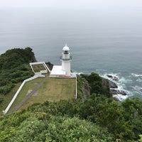 Photo taken at Chikiu-misaki Lighthouse by VTR1000F_FS on 7/24/2017