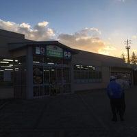 Photo taken at 阿武隈高原SA (上り) 喫煙所 by TANK@(たんか) on 1/1/2018