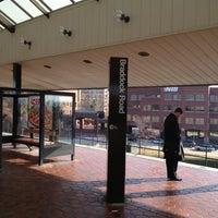 Photo taken at Braddock Road Metro Station by Kevin K. on 11/29/2012