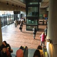 Photo taken at Braddock Road Metro Station by Kevin K. on 1/3/2013
