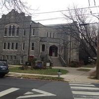 Photo taken at Takoma Park Presbyterian Church by Kevin K. on 12/15/2012