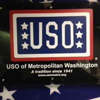 Photo taken at USO - Reagan National Airport (DCA) by Kevin K. on 11/21/2012