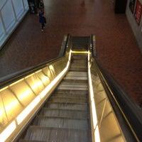 Photo taken at NoMa-Gallaudet U Metro Station by Kevin K. on 4/19/2013