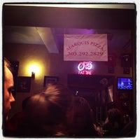 Photo taken at Marquis Pizza by Anissa S. on 12/2/2012