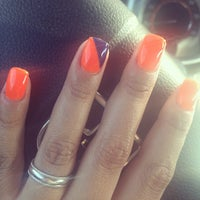 Photo taken at RM Nails by Anissa S. on 9/2/2014