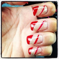 Photo taken at RM Nails by Anissa S. on 12/15/2012