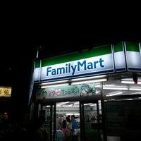 Photo taken at FamilyMart by た な. on 8/31/2013